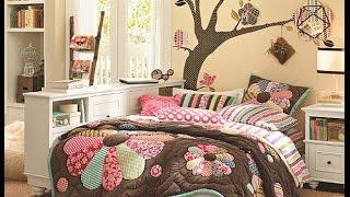видео Дизайн комнаты для подростка девочки 10, 12, 14, 15 лет: маленькая, подростковая