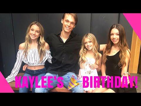 Kaylee Quinn's Birthday | Birthday Shopping Haul | Sephora | Victoria Secret Quinn Sister's