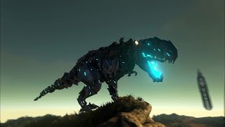 ARK: Survival Evolved он вам не новичок, pvp, solo, official