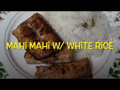 Very Simple Recipe Mahi Mahi
