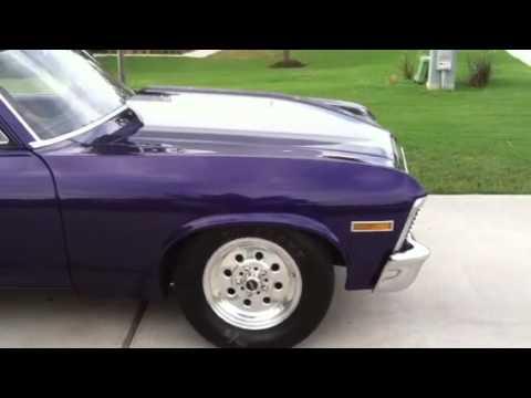 71 Purple Nova Youtube