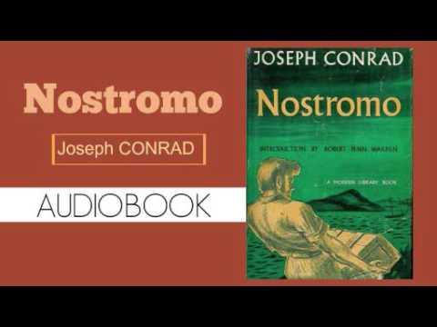 Nostromo by Joseph Conrad - Audiobook ( Part 1/3 )
