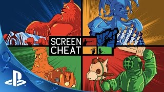 Screencheat - Coming Soon Trailer | PS4