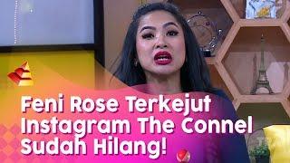 RUMPI - Feni Rose Kaget karena Instagram The Connel Hilang!  (15/1/20) PART4