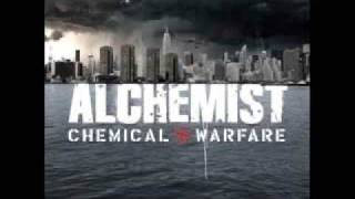 Alchemist Feat. Fabolous - Some Gangsta Shit: Chemical Warfare [New 2009 Song] (BEST QUALITY)