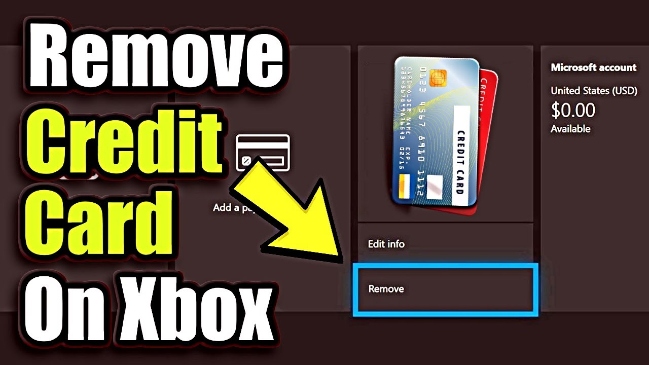 How To Take Credit Card Off Ps4 Fortnite How Do I Remove My Credit Card From Fortnite Xbox Solved