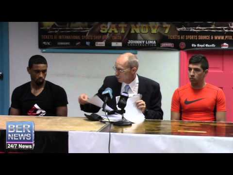 Nikki Bascome vs Pilo Reyes Fight Weigh In, November 6 2015