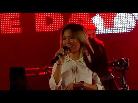Dipha Barus Ft. Monica Karina - Money Honey (Count Me In) Live