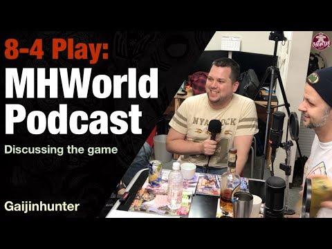8-4 Play: Monster Hunter World Podcast