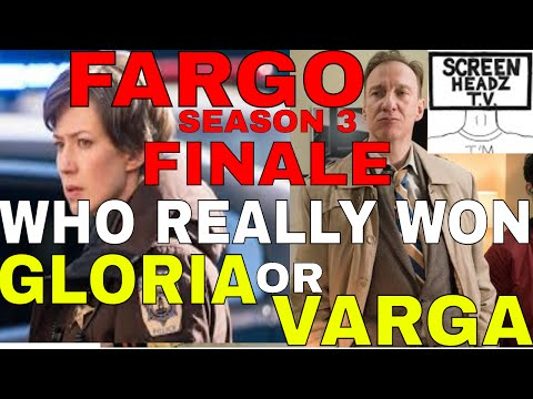 "DID VARGA GO FREE? FARGO SEASON 3 FINALE REVIEW / DISCUSSION - EPISODE 10 ""SOMEBODY TO LOVE"""