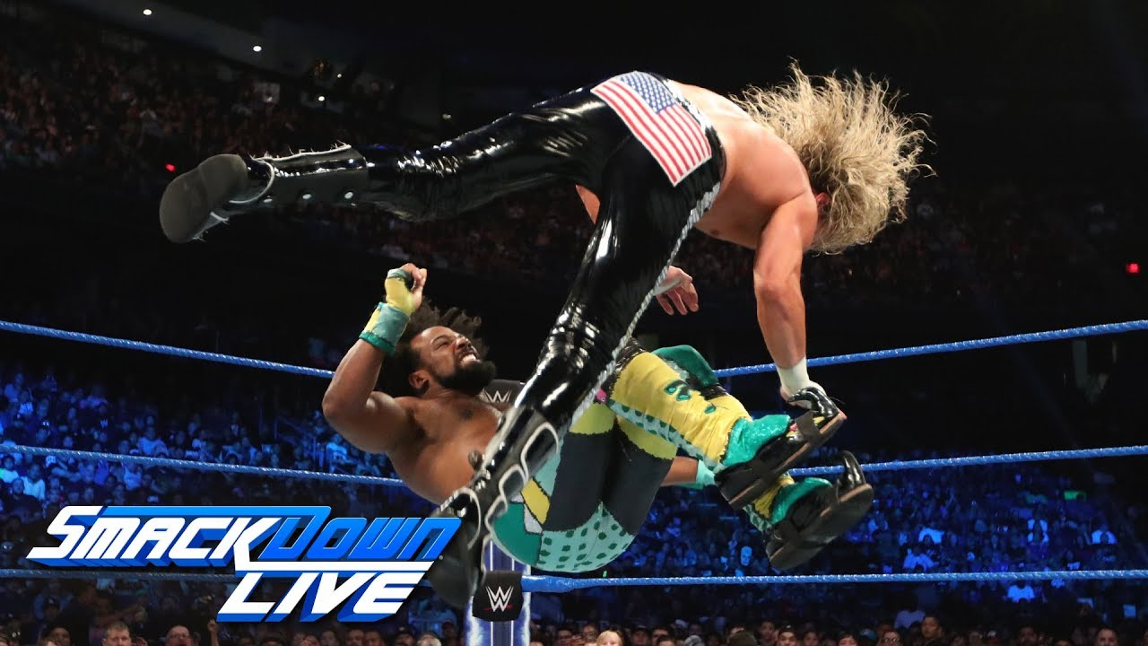 HINDI - Xavier Woods vs. Dolph Ziggler: SmackDown LIVE, June 19, 2019