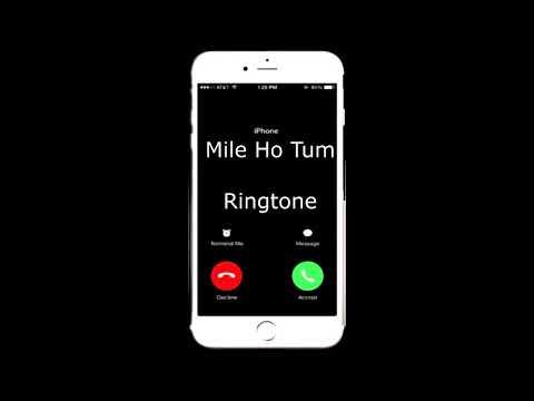 Mile Ho Tum - Tony Kakkar Ringtone