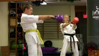 West Island Karate - Fighters Training - Montreal, Quebec, Canada
