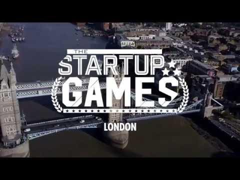 Startup Games Londres - Global Entrepreneur Programme