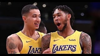 KYLE KUZMA AND THE LAKERS SHINE WITHOUT BRANDON INGRAM! SHOULD THEY TRADE HIM?