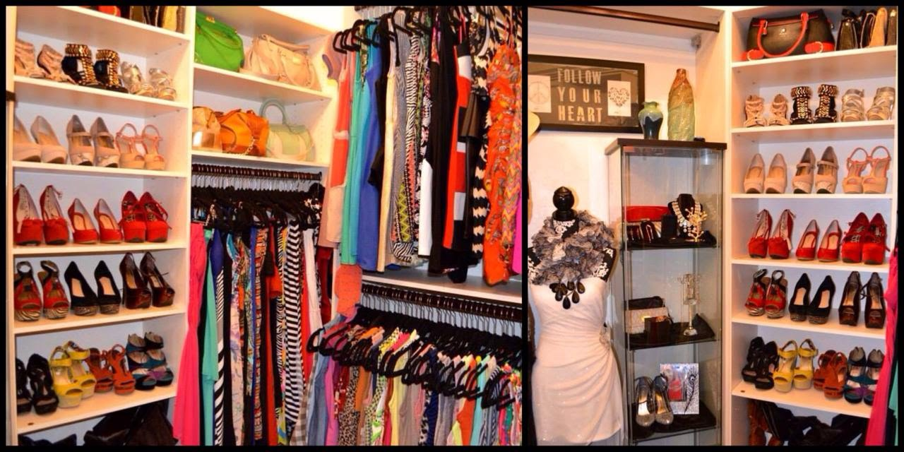 Walk In Closets Pictures walk in closet tour - youtube