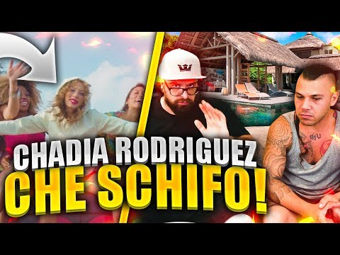 CHADIA RODRIGUEZ - SISTER ( PASTIGLIE ) | RAP REACTION