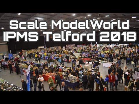 Telford Scale ModelWorld IPMS 2018