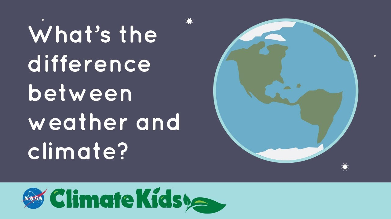 medium resolution of What's the Difference Between Weather and Climate?   NASA Climate Kids