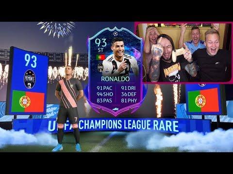 ЛУЧШИЕ ПАКИ НАШИХ ФИФЕРОВ в FIFA 20    RONALDO IN A PACK    MESSI IN A PACK