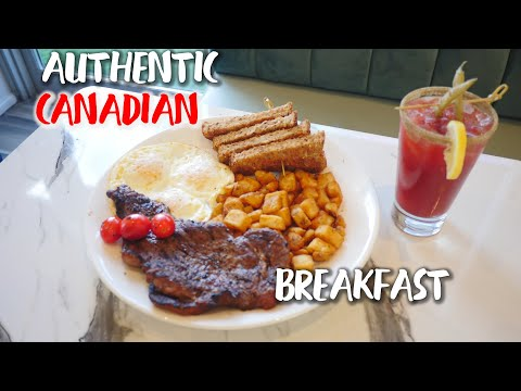 What Is Canadian Breakfast?