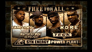 Def Jam Fight For NY (Request) - Free For All at Syn Energy Power Plant (Hard)