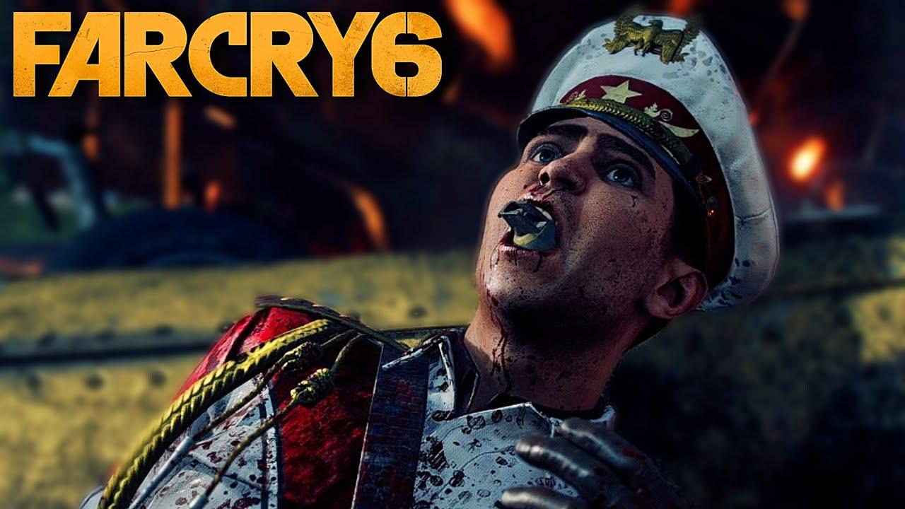 Download FAR CRY 6 #16 - MORREU COM UMA GRANADA NA BOCA! ( JUSTIÇA MONTERO )