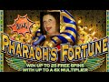 Pharaoh S Fortune 5x Multiplier SLOT MACHINE BONUS mp3