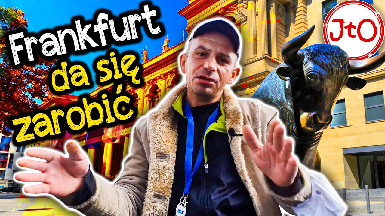 Frankfurt - da się zarobić?