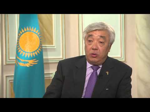 Republic of Kazakhstan: World Affairs