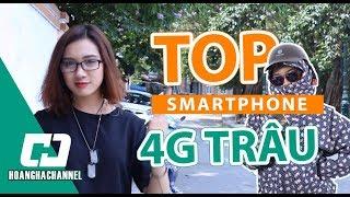 Top 4 Smartphone 4G pin trâu không thể bỏ qua !