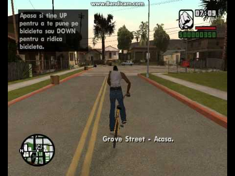 Let,s play GTA san andreas in romana mission 1 Travel Video