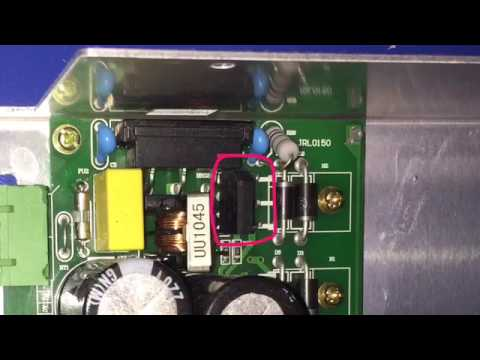 K40 Laser Power Supply Rectifier - YouTube