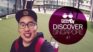 DISCOVER Singapore with Ezra Adhitya #1