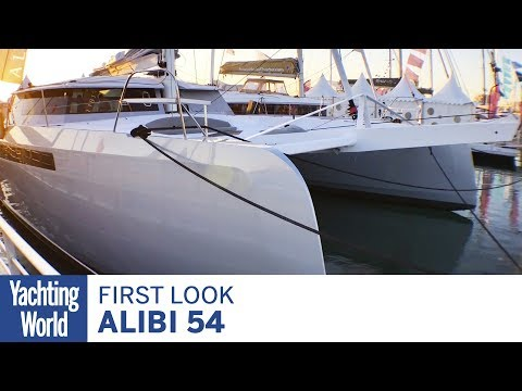 Alibi 54 | First Look | Yachting World