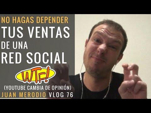 NO HAGAS DEPENDER TUS VENTAS DE UNA RED SOCIAL (YouTube cambia de opinión) ✔