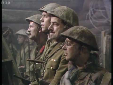 Good Luck Everyone - Blackadder - BBC