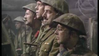 Good Luck Everyone - Blackadder - BBC