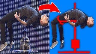 TOP 5 - Nejlepší kouzelnické triky, které jsou odhaleny!!