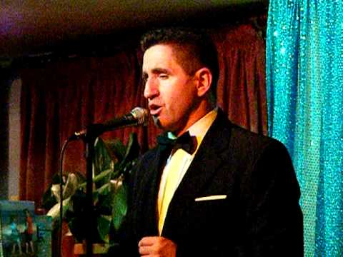 SWING SINGER Frank Ryan THEY CAN'T TAKE THAT AWAY FROM ME + OLD BLACK MAGIC