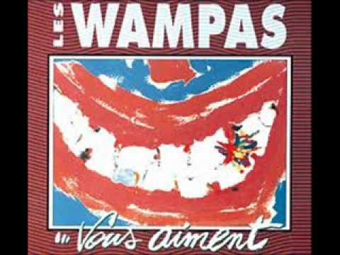 Les Wampas - Puta