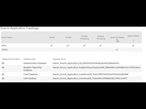 Move SharePoint Search Components Or Search Application To New Server