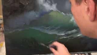 Зеленая волна. Полный видео урок. А. Южаков