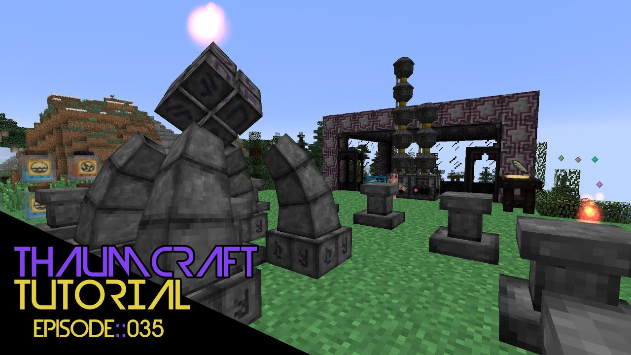 [36] PRIMORDIAL PEARL & REVELATIONS!! :: Thaumcraft 4 2 Tutorial Revamped!  by Bashful Brit | Gaming | Tutorials