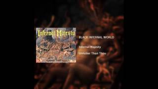Infernal Majesty - Black Infernal World