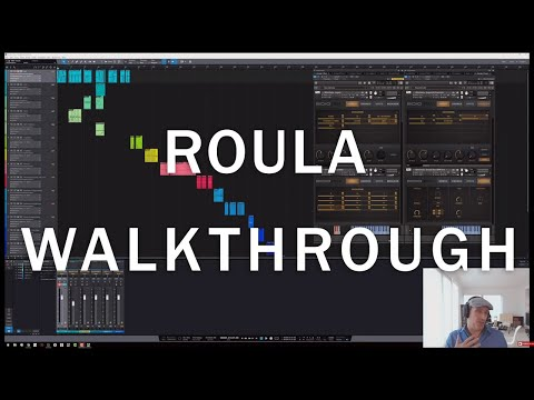 8Dio Studio Vocals Roula