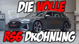 JP Performance - Die volle RS6 Dröhnung! | Audi RS6 2019