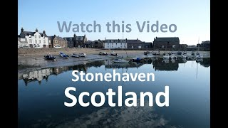Scotland: Stonehaven and Dunnottar Castle, a short preview of life in Stonehaven. Visit us.