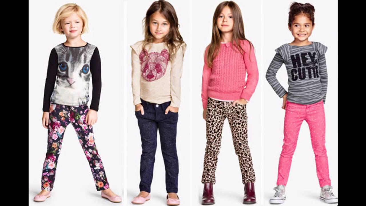 2b9b2ba05 Todas las tendencias Moda de ropa de niña - YouTube