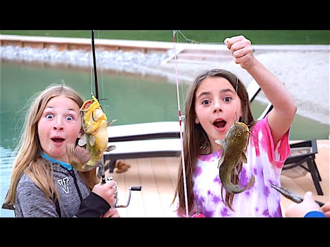 Thumbnail: SUMMER FISHING PARTY!
